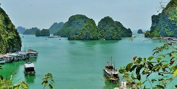 ha long destionation